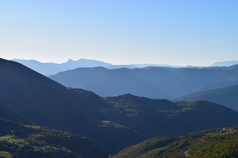 Hills of andorra