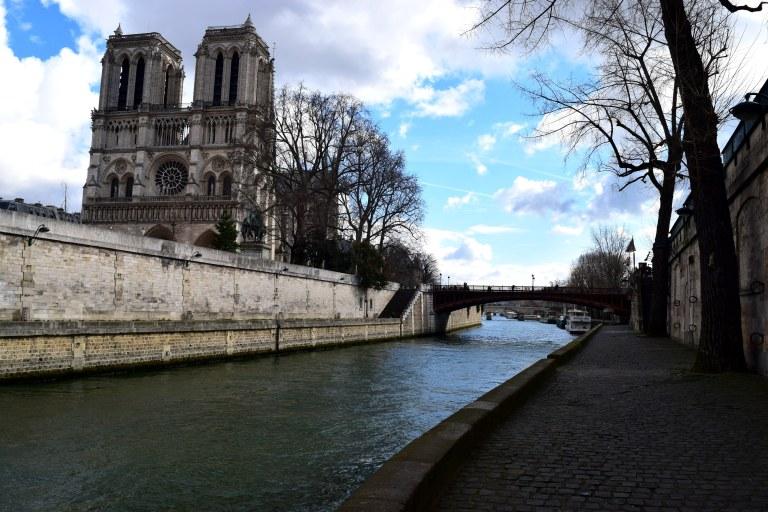 NotreDame River